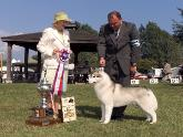 BISS  - Canadian Nationals 2004 - Mrs. Jacqueline Rusby